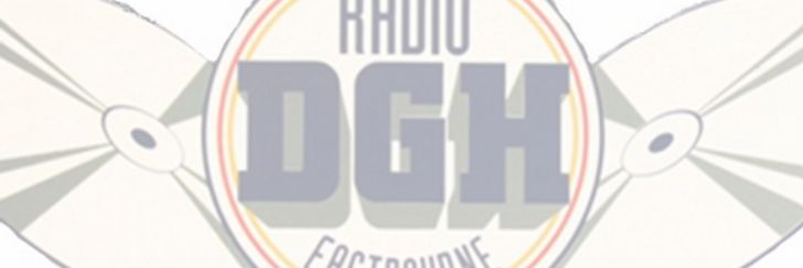 Radio DGH - Eastbourne Hospital Radio branding