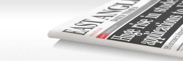 East Anglian Daily Times branding