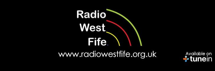 Radio West Fife branding