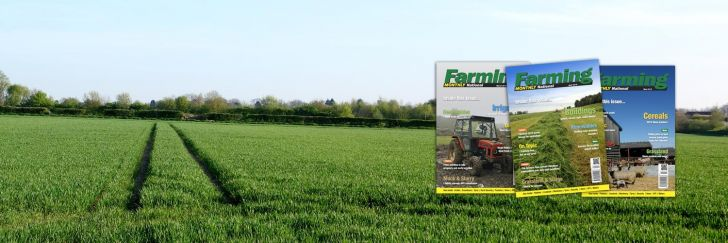 Farming Monthly National branding