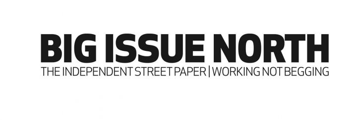 The Big Issue in the North branding