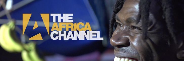 The Africa Channel branding