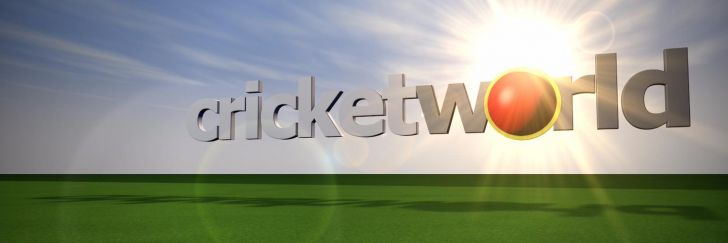 Cricket World branding