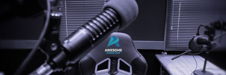 Awesome Radio branding