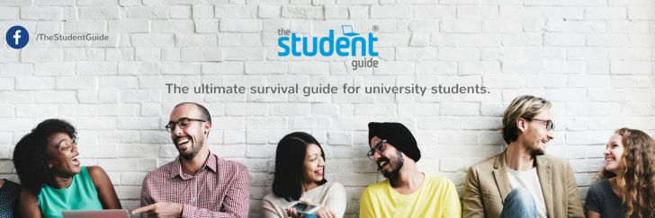 The Student Guide branding
